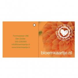 BLD1332 | Bloemkaartje