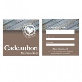 CB1346 | Cadeaubon