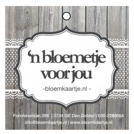 BL1323 | Bloemkaartje