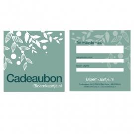 CB1351 | Cadeaubon