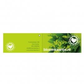 BLD1328 | Bloemkaartje