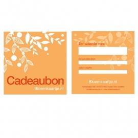 CB1352 | Cadeaubon