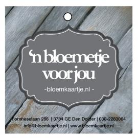 BL1327 | Bloemkaartje