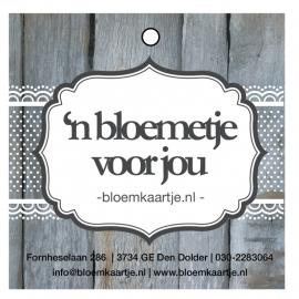 BL1322 | Bloemkaartje