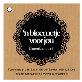 BL1305 | Bloemkaartje