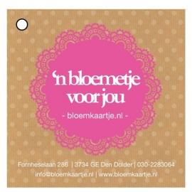 BL1307 | Bloemkaartje