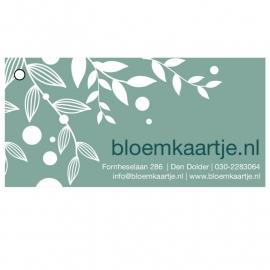 BL1351   Bloemkaartje