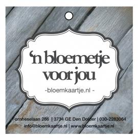BL1324 | Bloemkaartje