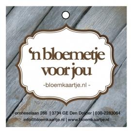 BL1325 | Bloemkaartje