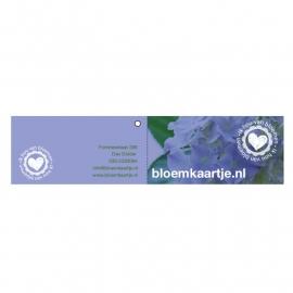 BLD1331 | Bloemkaartje