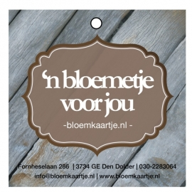 BL1326 | Bloemkaartje