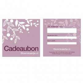 CB1350 | Cadeaubon
