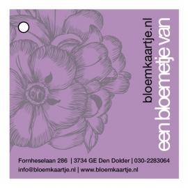 BL1314 | Bloemkaartje
