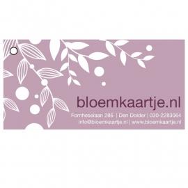 BL1350   Bloemkaartje