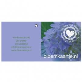 BLD1334 | Bloemkaartje