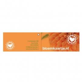 BLD1329 | Bloemkaartje