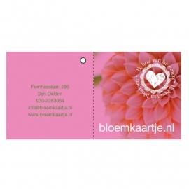 BLD1333 | Bloemkaartje