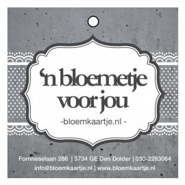BL1321 | Bloemkaartje