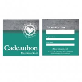 CB1348 | Cadeaubon