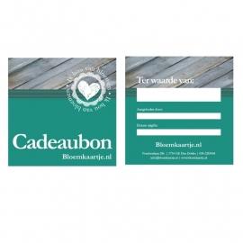 CB1349 | Cadeaubon