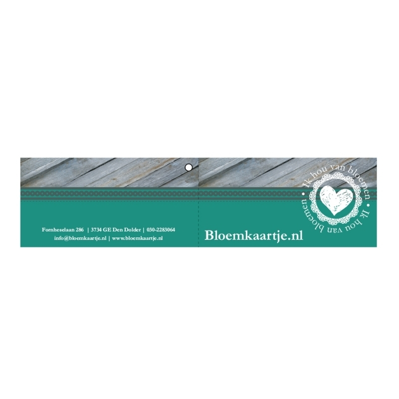 BLD1349 | Bloemkaartje