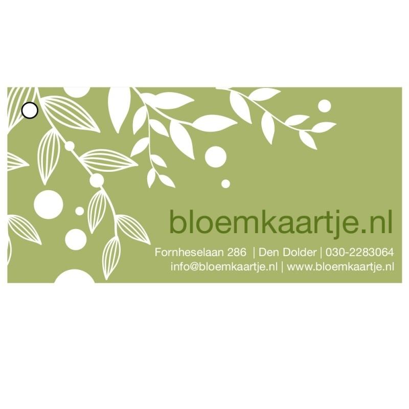 BL1353 | Bloemkaartje