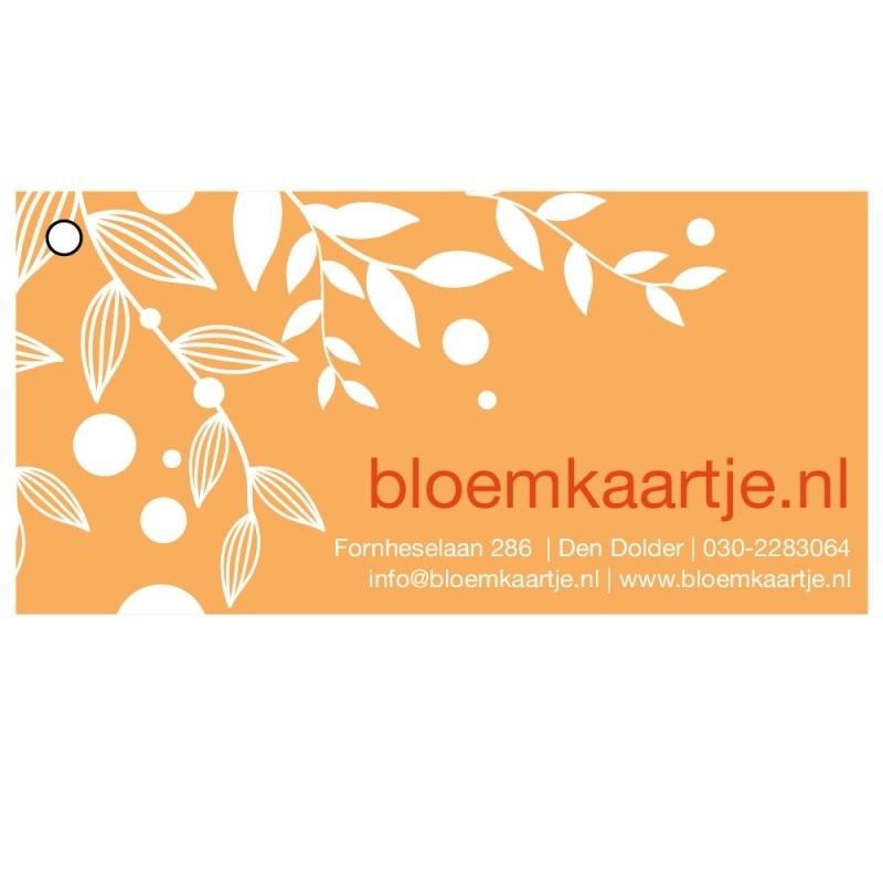 BL1352   Bloemkaartje