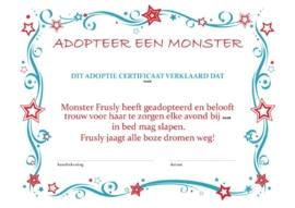 Adopteer een monster