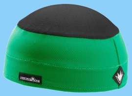 Ventilator Cap - Green / black top