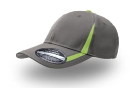 Jogging Cap Gray - Green