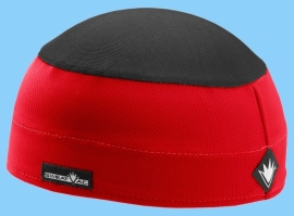 Ventilator Cap - Red / black top