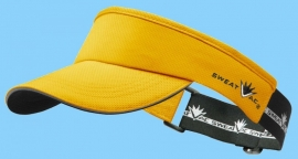 Race Visor - Yellow