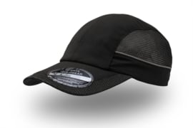 Runner cap Black