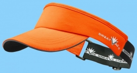 Race Visor - Orange