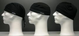 3-Pack SportCaps - Zwart
