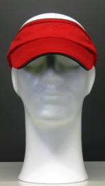 Race Visor - Rood