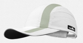 Endurance Cap - White / grey