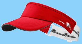 Race Visor - Red