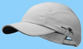 Race Cap - Grey