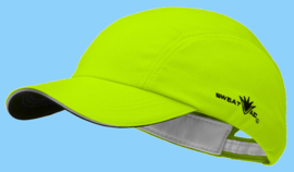 Race Cap Hig Vis Green