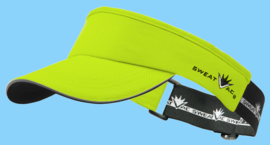 Race Visor - High Vis Green
