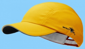 Race Cap - Yellow