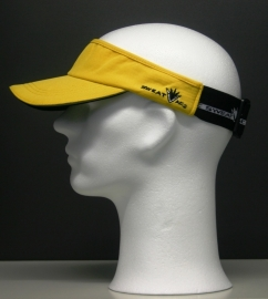 Race Visor - Yellow