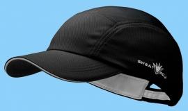 Race Cap - Zwart