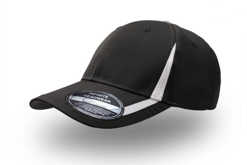 Jogging Cap Zwart - Grijs