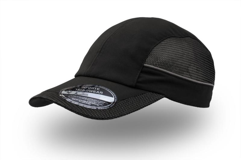 Runner Cap - Zwart