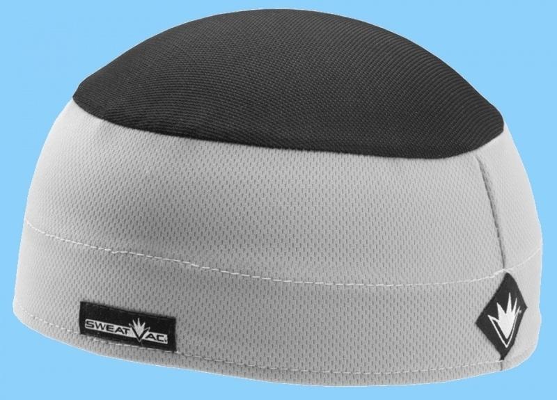 Ventilator Cap - Grijs / zwarte top