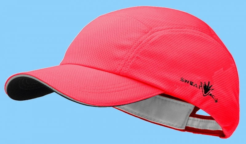 Race Cap - Hot Roze