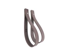 SLING ophanglus 3 cm - maat S - grijs (2)