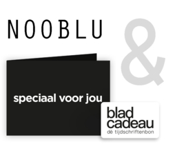 MAG-3 & BLADCADEAU € 30 - rood